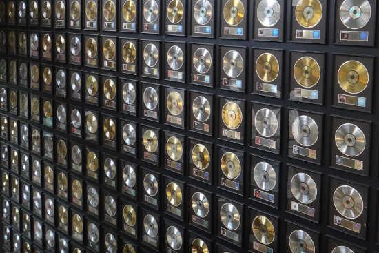 Industria de la música