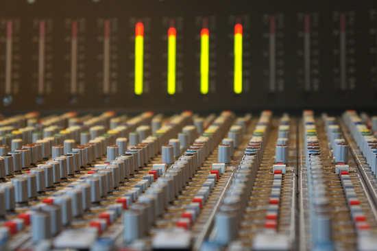 Producción Fonográfica