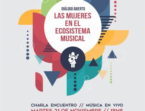 LAS MUJERES EN EL ECOSISTEMA MUSICAL
