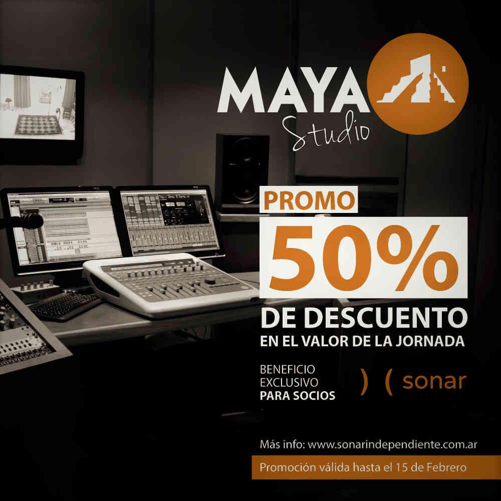 SONAR---Maya-Studio---Promo-2017 - final | Sonar